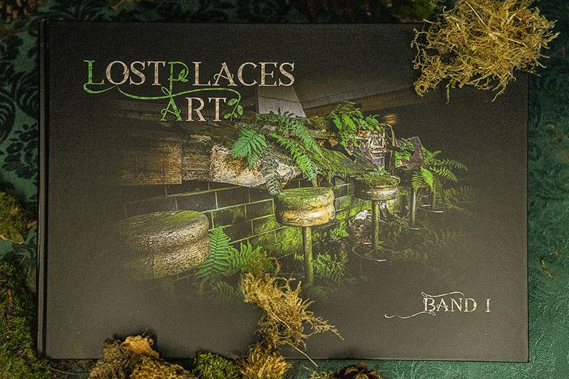 lostplacesart – Buch Band 1 – ENDLICH ERHÄLTLICH!